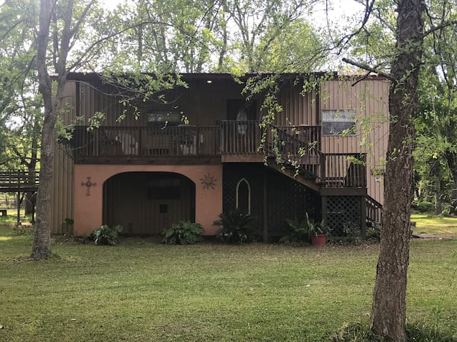 La Maison du Bayou Petite Anse
