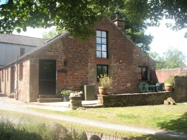 THE OLD BYRE, Sandford, Appleby, Eden Valley - Penrith  - Casa