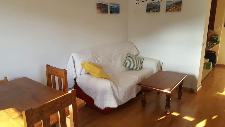 Apartamento soleado en Cerler - Cerler - Departamento