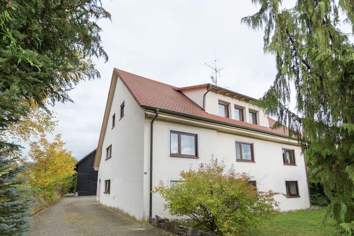 Appartement au bord du lac de Constance à Eigeltingen