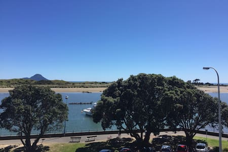 WARU: Waterfront Apartment, Restful & Uplifting - Whakatane