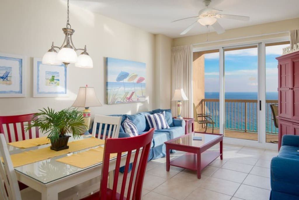 A Perfect Vacation Choice for Beach Front Fun on Panama City Beach