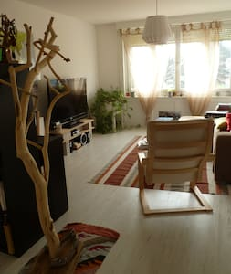 Appartement au calme et proche du centre-ville - Yverdon-les-Bains