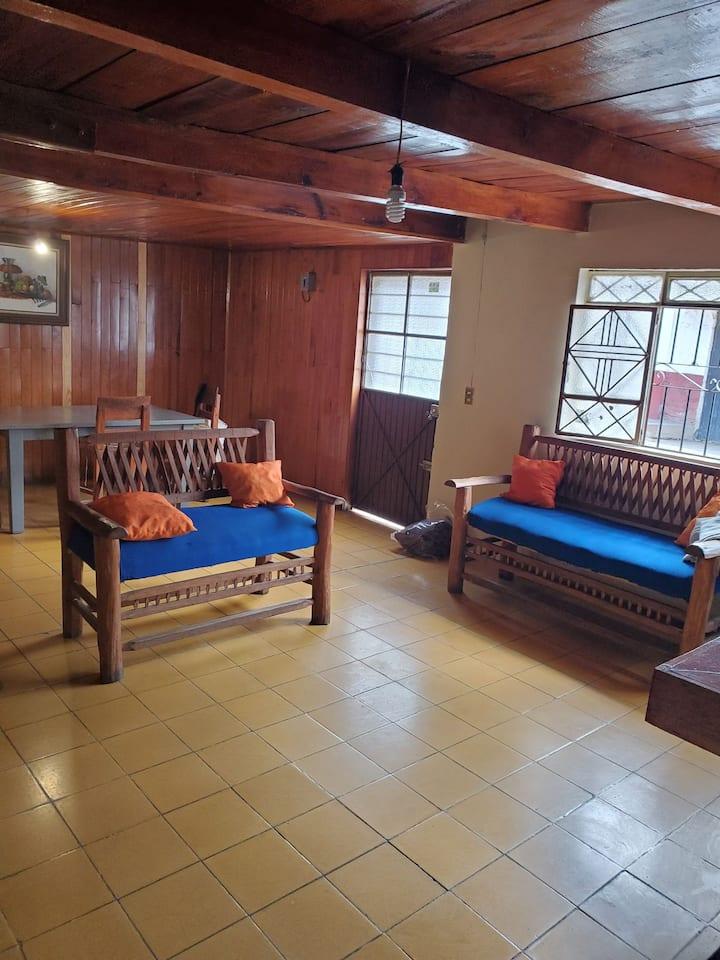 Casa cabaña  en Mazamitla centrica