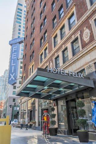 Lifestyle Sustainable Boutique Hotel Felix  4*
