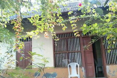 Kerala Nature House Homestay Inn - Koodal - Hus