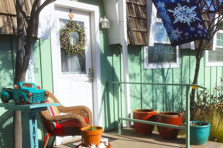 Wayfarers' Cottage