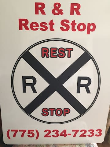 R & R Rest Stop - Baker - Other