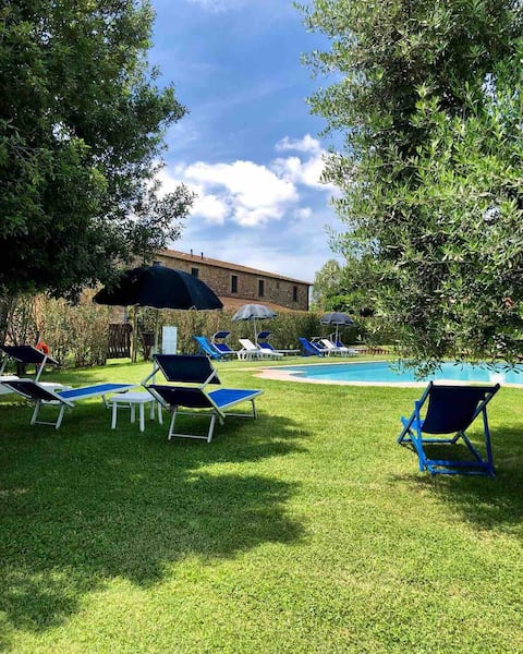 Apartment in Maremma Toscana - Podere Scopaione