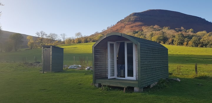 Glamping Pod at The Grange