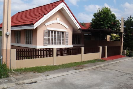 Amazing 3-BR House @ Toscana, Puan, Davao City