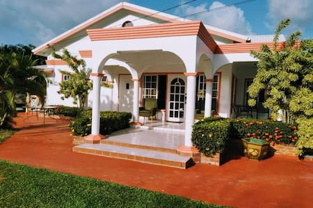 Sunny Palm Villa- Beautiful One Bedroom Villa