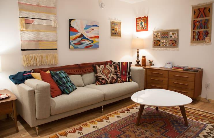 Nice place to lounge