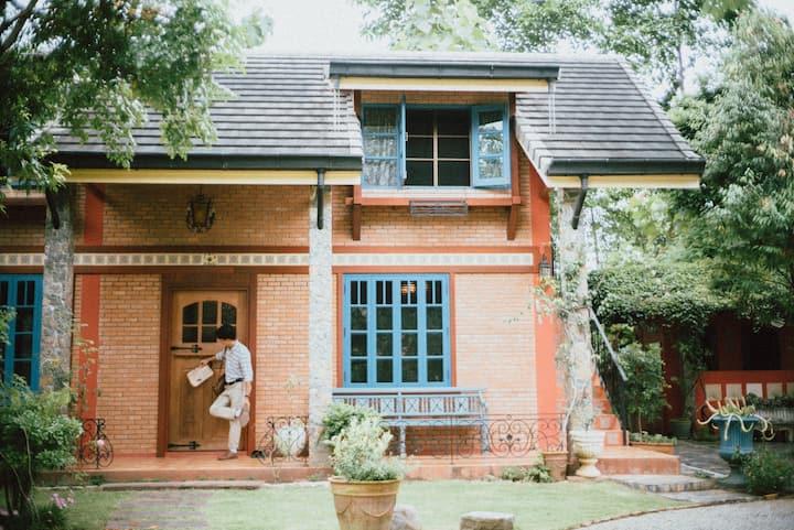 Countryside Studio w/ Garden in Chiang Mai