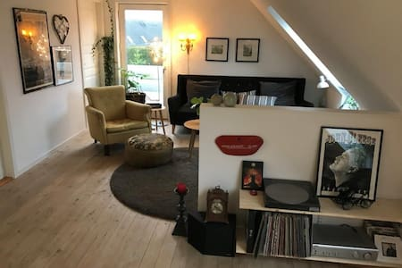 Ideal house for people who like beach and Aarhus - Egå - Casa