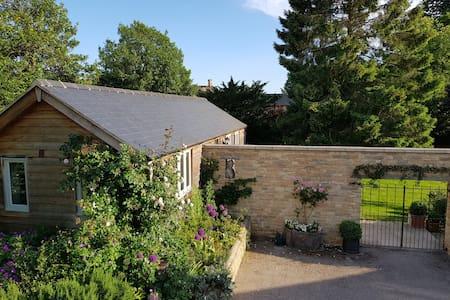 Charming Cottage in Idyllic Garden