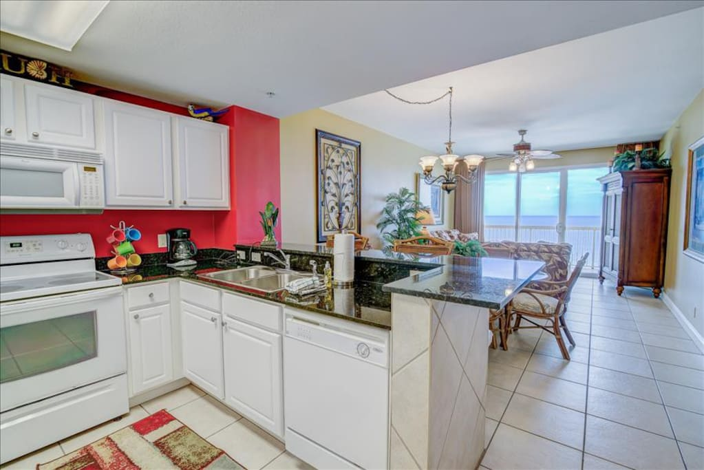 Spacious and Updated Kitchen