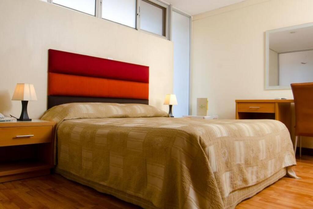 Kabira Country Club Bedroom