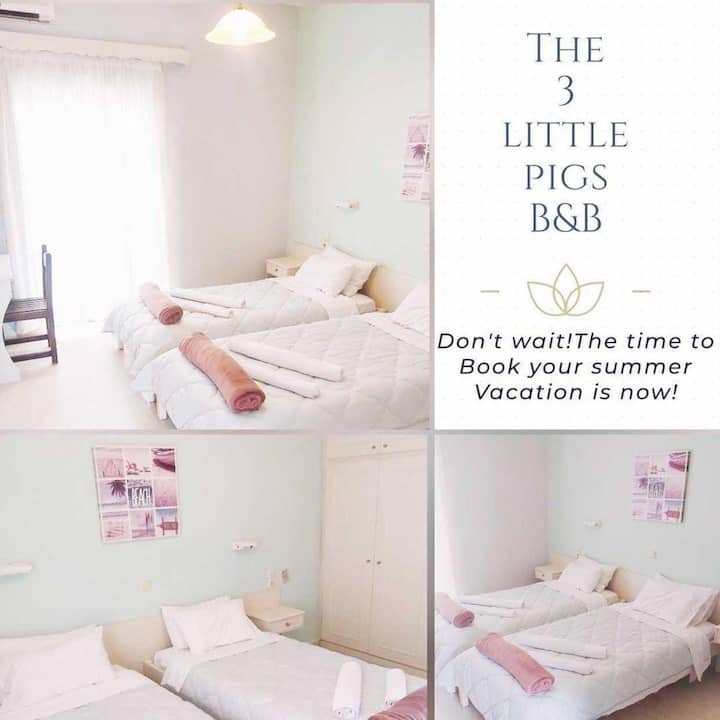 The 3 Little Pigs B&B