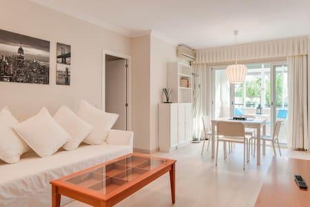 Estupendo apartamento a 300 metros de la playa