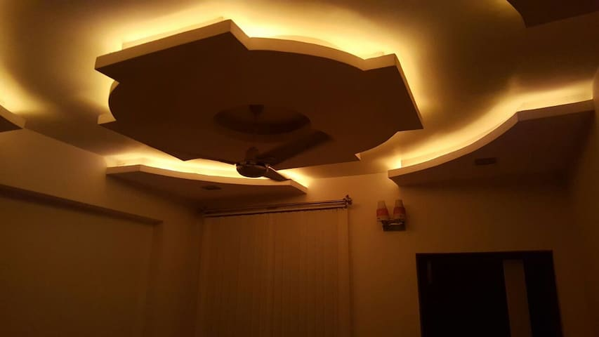 VJ's Clean & Cozy Room - Hyderabad - Apartment