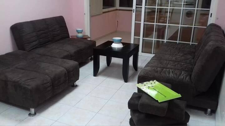 Larnaca apartment mckenzie, psarolimano