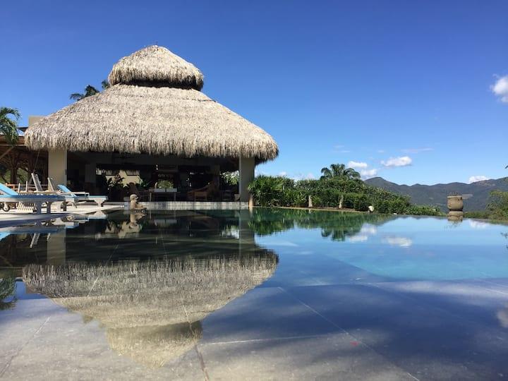 Casa Guadalupe, tranquilidad y descanso! Vista 360