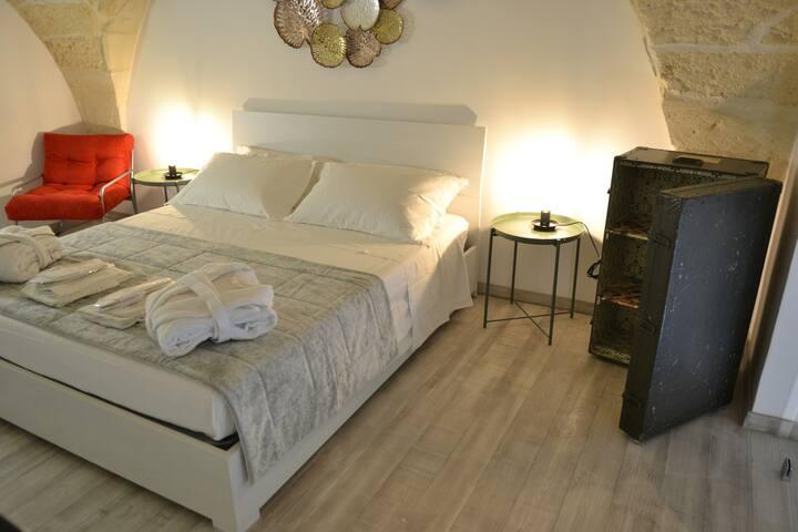 Suite: camera da letto