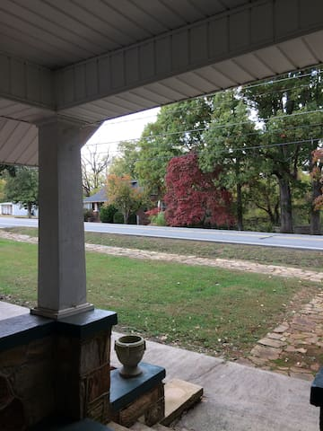 View off Front Porch