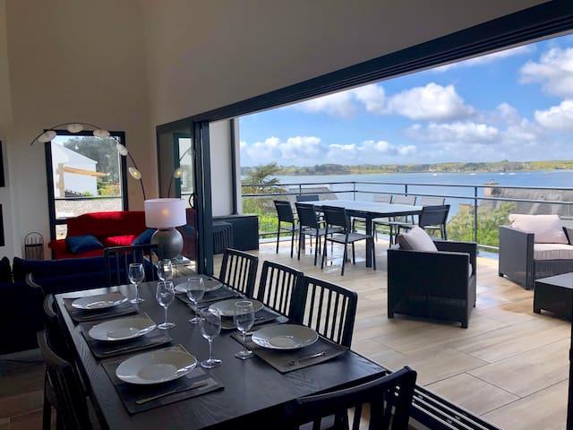 Superbe Villa de standing – Vue mer exceptionnelle