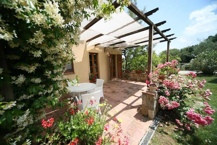 Romantic apartment in the heart of Tuscany - Chianciano Terme - Maison