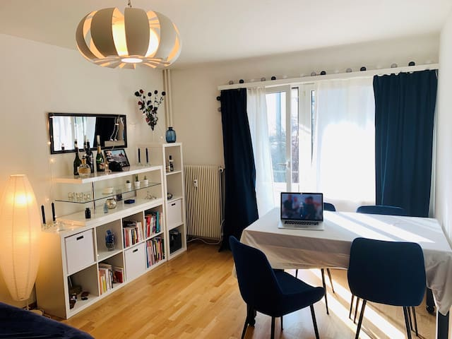 Flat very well located in Zürich City