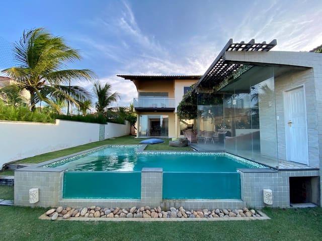 Excelente casa no Cumbuco