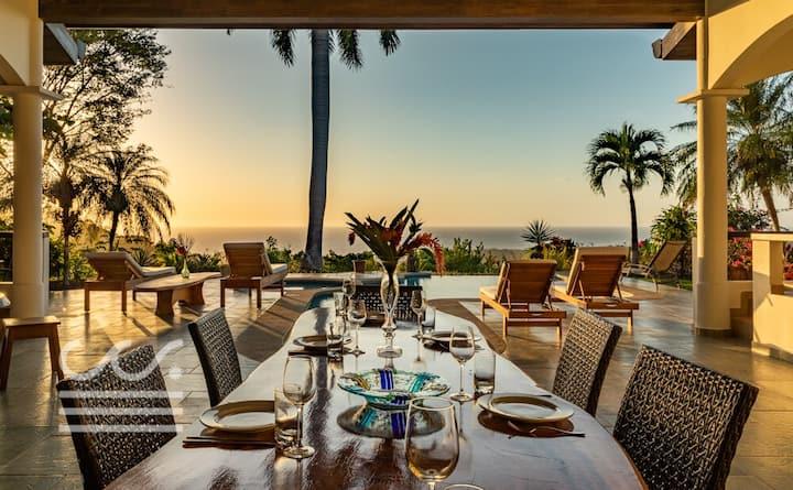 NEW listing - Soaring Ocean View Villa