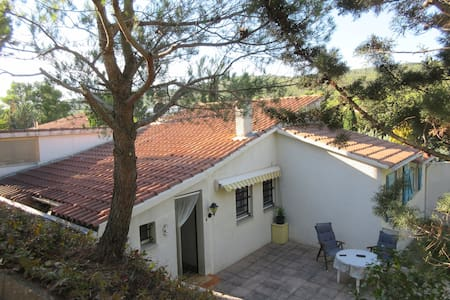 Lovely villa, set in 1300 square metres of garden. - Pouzols-Minervois - Dom