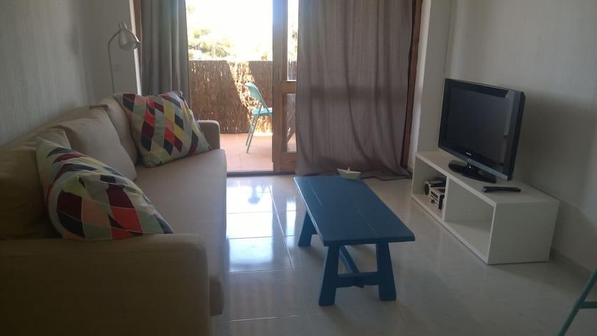 Acogedor apartamento Cala Blanca - Ciutadella de Menorca - 公寓