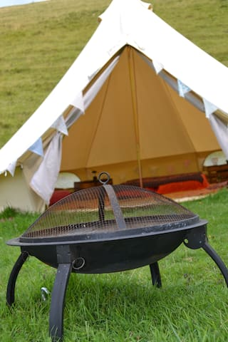 Camping Venue at Bo Peep - Sussex