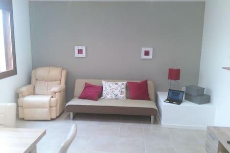 Cal Jordi Fulleda. Apartament nou, Catalunya. - Fulleda - Osakehuoneisto