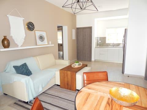New Exquisitely Decorated Apartment