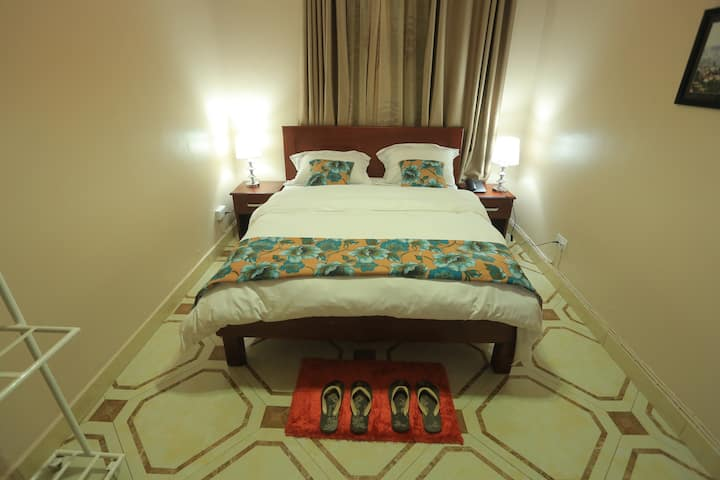 Moroto Room at Precious Villas Lubowa