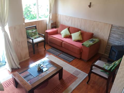 Habitación en cómoda casa compartida
