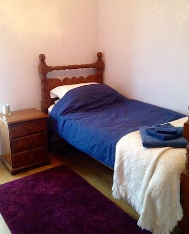 Single room in family home. - Newcastle upon Tyne - Dom