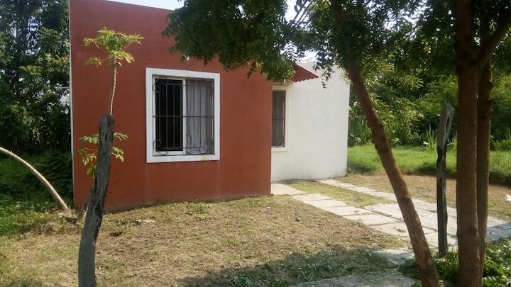 Casa a 100 mts de UJAT Cunduacán