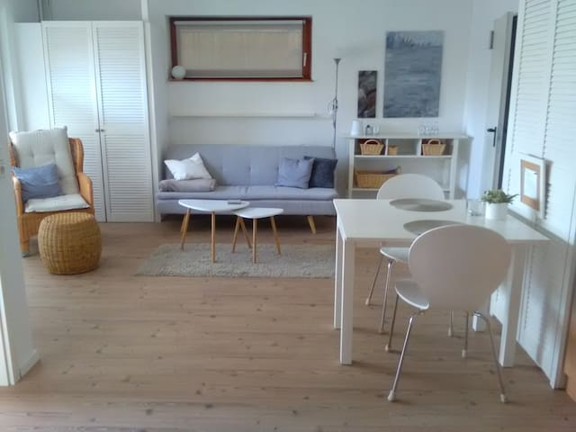 Wohnen im Atelier