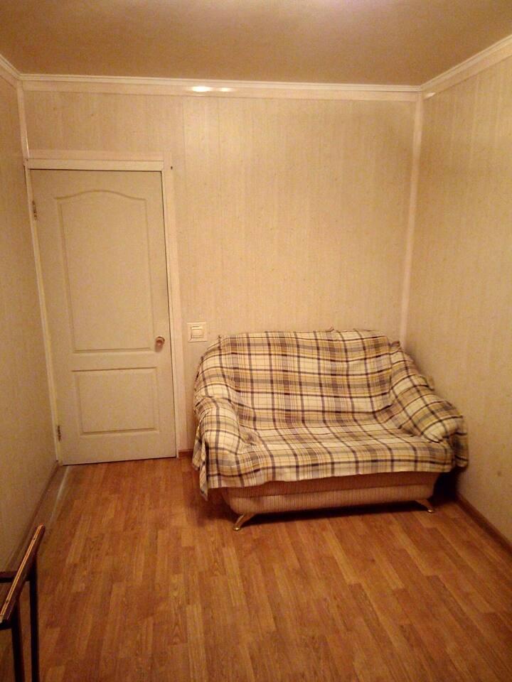 Комната для одного гостя