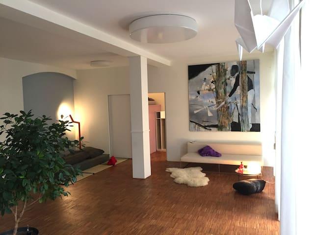 Berlinale! XL design loft, centrally located ❤︎ - Berlino - Loft