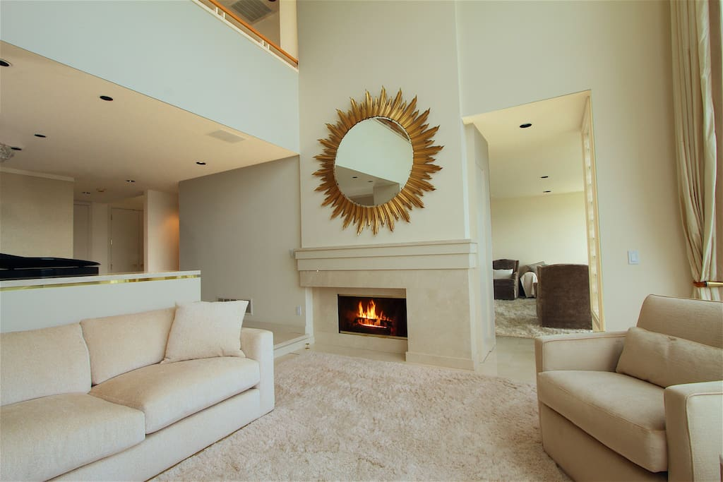 Living Room to Family Room
