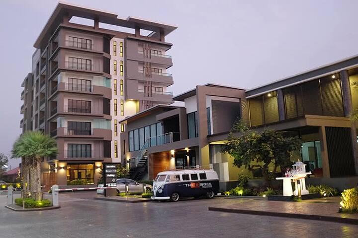 The S Block Condominium