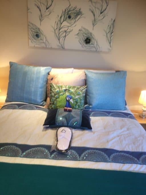 Peacock suite