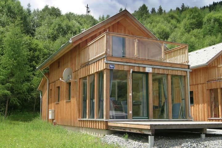 Luxury chalet with sauna near the Kreischberg ski area